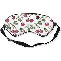 Colorful Cherry Fruit 99% Eyeshade Blinders Sleeping Eye Patch Eye Mask Blindfold For Travel Insomnia Meditation preisvergleich bei billige-tabletten.eu