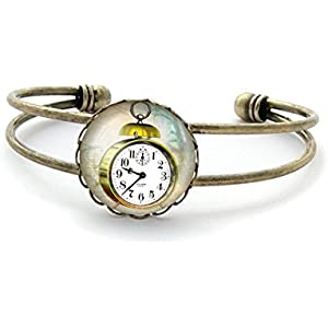 Armband mit cabochon, Wecker