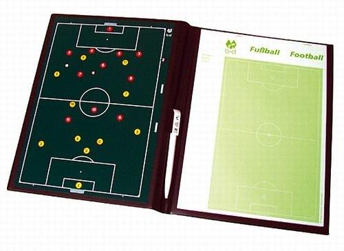 b+d Taktikmappe für Fußball
