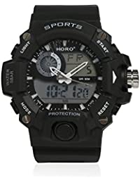 Horo (Imported) Analog- Digital Water Resistant Wrist watch (Japan Battery)18 months Warranty 29X73.29X130MM