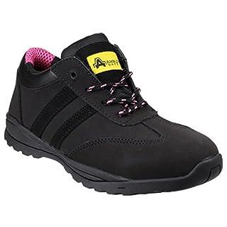 Amblers FS706 Sophie Ladies Safety Shoe Black - 6