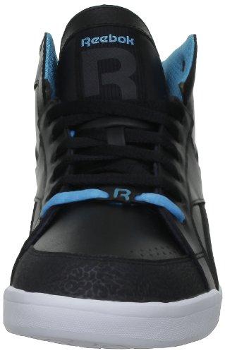 Reebok Herren Sl 211 Ultralite Gymnastikschuhe Nero  (Noir (Black/White/Gravel/Blue))