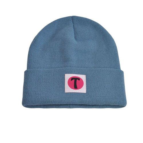 TOUTACOO, Bonnet en Laine - Homme & Femme - Couleur Bleu