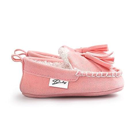 Chaussures Bébé, Reaso Tout-petits Bottom Souple Anti - Slip Chaussures