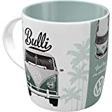 Nostalgic-Art 43033, Volkswagen VW Good Things Are Ahead of You, Tasse Taza, cerámica, carbón, 8.5...