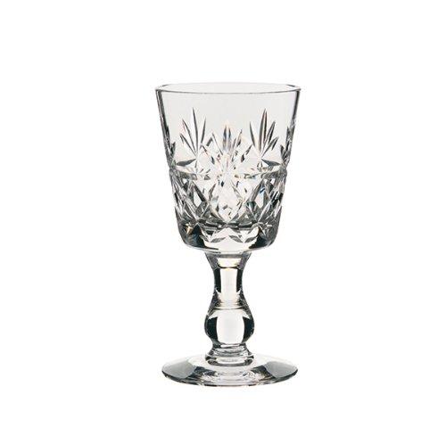 Dartington Crystal Royal Brierley - Copa de vino larga (cristal tallad