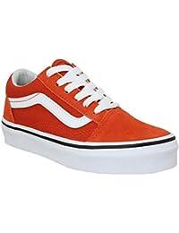 a4a3aaf50e86 Vans Unisex Kids  K Old Skool Low-Top Sneakers