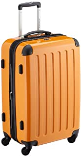 HAUPTSTADTKOFFER - Alex - Luggage Suitcase Hardside Spinner Trolley 4 Wheel Expandable, 65cm, orange (B007AU9HPM) | Amazon price tracker / tracking, Amazon price history charts, Amazon price watches, Amazon price drop alerts