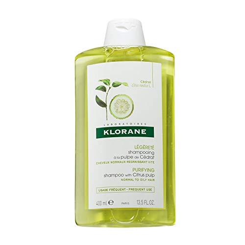 Klorane APF-129, Champú pulpa cítricos, 400 ml