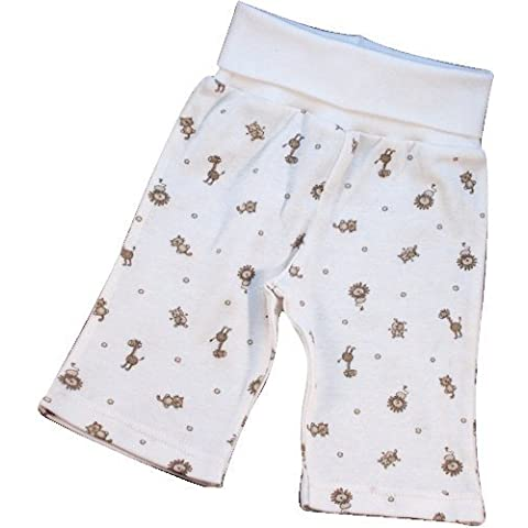 Nature's Nursery Rolled Waist Pant in Animal