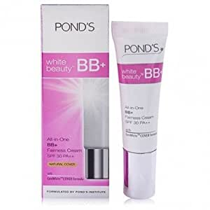 Pond's White Beauty All In One BB+ Fairness Cream Spf 30 Pa++ - 9G(Pack Of 2)