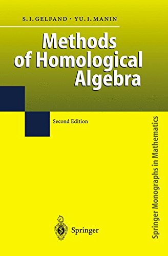 Methods of Homological Algebra (Springer Monographs in Mathematics)