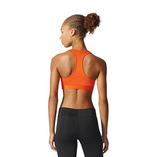 Adidas tF MC Bra Brassière de sport Femme multicolor (energi / plamat)