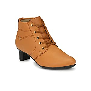 Alexa Shearling Pull On Boots (Tan)
