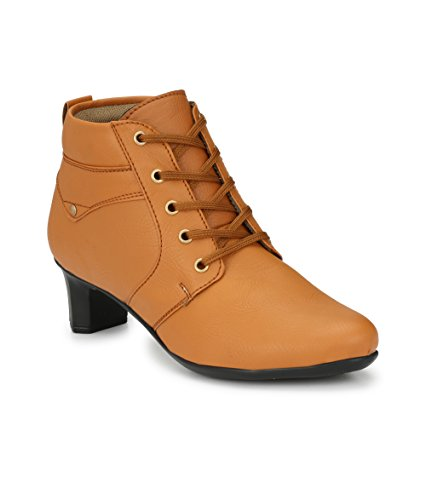 Alexa Shearling Pull On Boots (Tan)