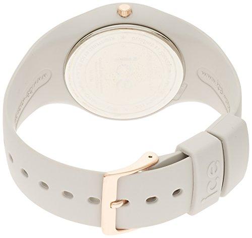 Ice-Watch – ICE glam pastel Wind – Women's wristwatch with silicon strap – 001070 (Medium)