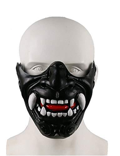 Xiao-masken Neue Erwachsene Kostüm Horn Maske Dämon Halloween Horror Teufel Maske Vampire Haunted House Evil Killer