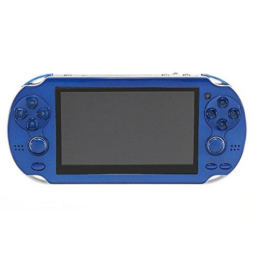 C-FUNN Tragbare Spielekonsole, 4,3 Zoll (4,3 Zoll), 300 Spiele, integriert in die Videokamera (Harry Potter Videospiel Pc)