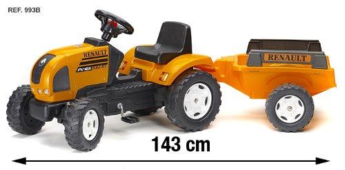 Falk-993B-Tractor-a-pedales-con-remolque-color-amarillo