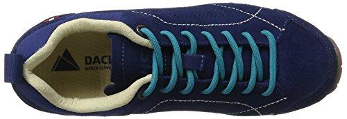 Dachstein Skywalk Lc Wmn, Scarpe da Nordic Walking Donna Blu (Midnight Blue/aqua)