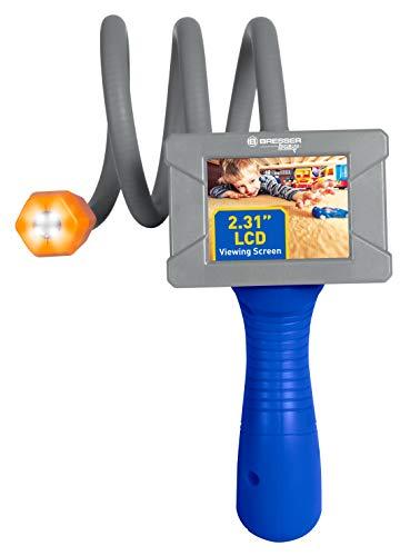 Bresser Junior Caméra endoscopique avec éclairage LED et écran