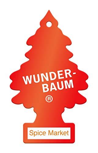 Wunder-Baum 35120 Lufterfrischer Spice Market
