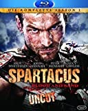 Spartacus - Blood and Sand - Limited Steelbook Edition [Uncut] [Blu-ray Orig. Deutsch]