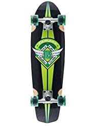 Mindless Campus 3 Cruiser Board 7.75in - Green by Mindless Longboards