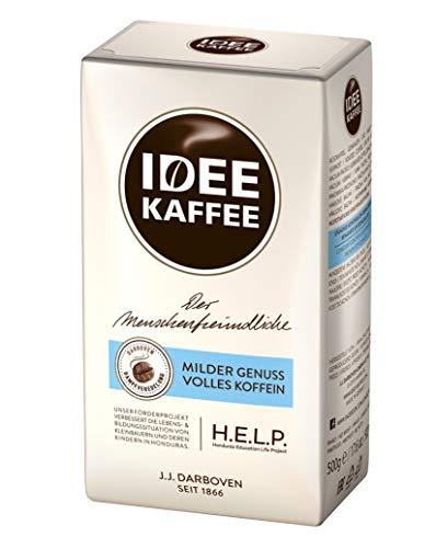 Idee Kaffee Classic Gemahlen Magenfreundlich 12x500gr