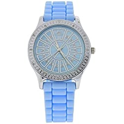 Techno Master Diamond Ladie's Watch New In Box TM2139A4