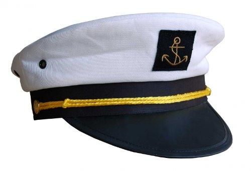 Modas Kapitänsmütze, Größe:59