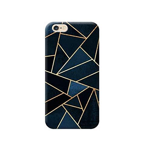 TheBigStock Cover Custodia per Tutti Modelli Apple iPhone x 8 7 6 6s 5 5s Plus 4 4s 5c TPU - Z26 Mosaico Marmo, iPhone 4