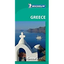 Green Guide Greece (Michelin Green Guide Greece)