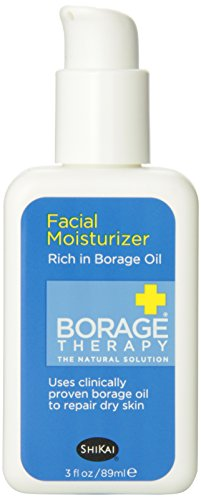 Borage Dry Skin Therapy Facial 24 Hour Repair Cream - 2 fl oz