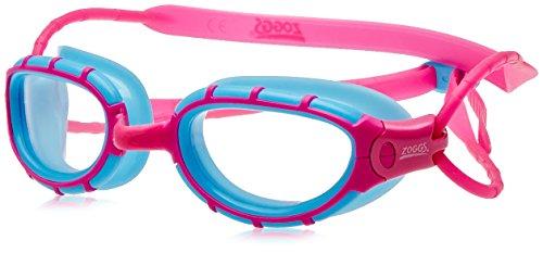 Zoggs - Gafas de natación juveniles, color rosa / azul
