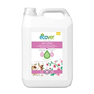 Ecover Fabric Softener Apple Blossom & Almond 100 Washes, 5 Litre