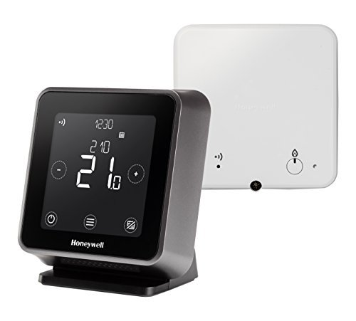 Honeywell Lyric T6R Smart Thermostat works with Apple HomeKit and Amazon Alexa by Honeywell -
