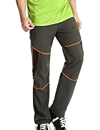 1090e2efc2704 LuckyGirls Hombre Pantalón Deportivo Jogger Secado Rápido Estilo Urbano Pantalones  Casuales para Hombre Chándal ...