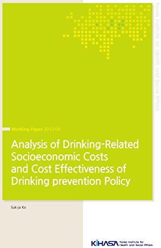 Analysis of Drinking-Related Socioeconomic Costs and Cost Effectiveness of Drinking prevention Policy (English Edition)