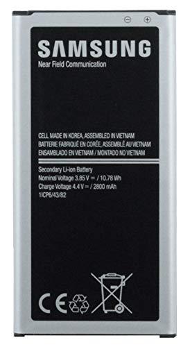 Akku für Samsung Galaxy Xcover 4 | Li-Ion Ersatzakku mit 2800mAh | Samsung Original-Zubehör | inkl. Displaypad