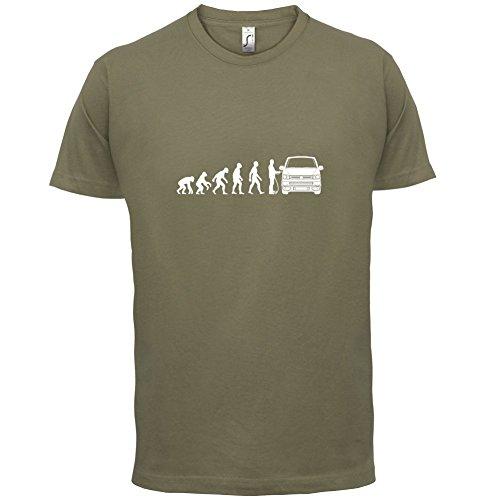 Evolution-Of-Man-T5-Campervan-Mens-T-Shirt-13-Colours
