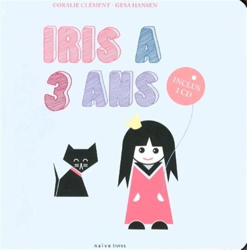Iris a Trois Ans