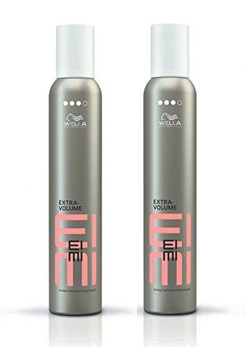 Wella Professionals Eimi Extra Volume Styling Mousse DUO Pack 2 x 300ml by Wella Eimi