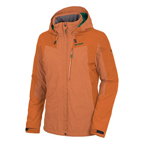 SALEWA Herren Jacke Alphubel Copper/4850