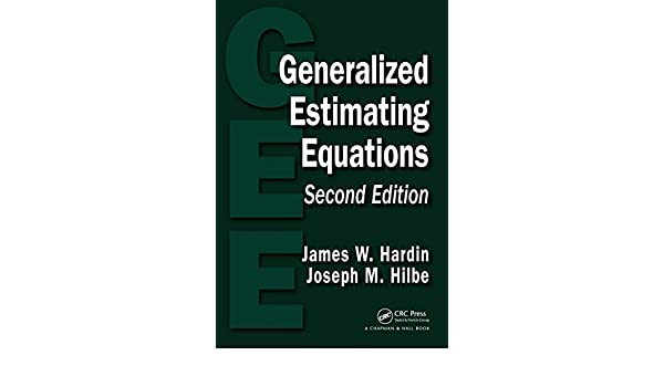 Generalized Estimating Equations (English Edition) eBook