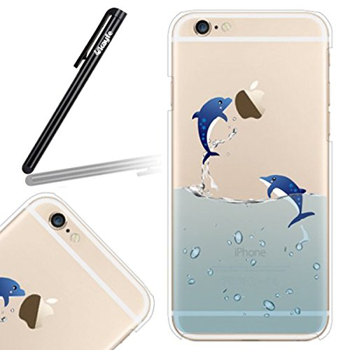 custodia iphone 6s delfini