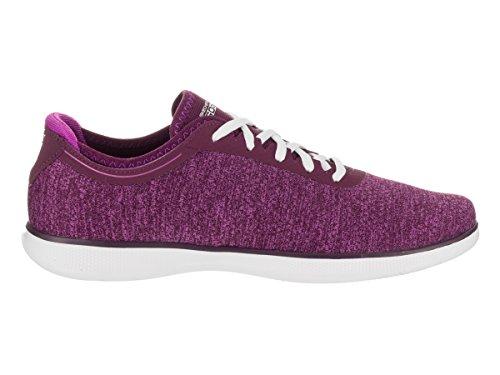 Skechers Go Step Lite-Interstelllar, Sneaker Donna Purple