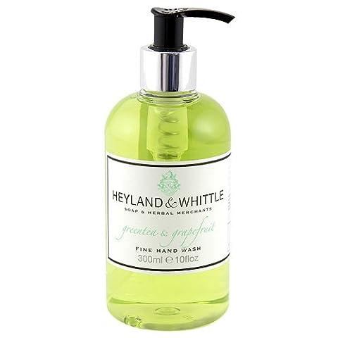 Heyland and Whittle Green Tea and Grapefruit Handwash