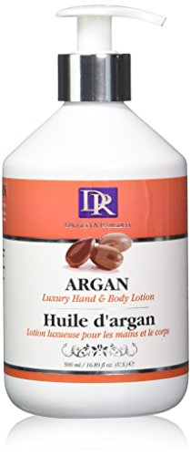 Dr Hand and Lotion pour le corps Argan 500 ml