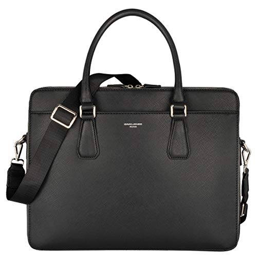David Jones - Sac à Main Business Porte-Document Cuir...